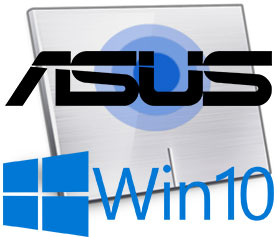 ASUS Smart Gesture y Windows 10