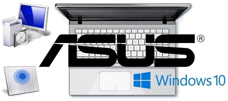 ASUS Smart Gesture problem with Windows Installer