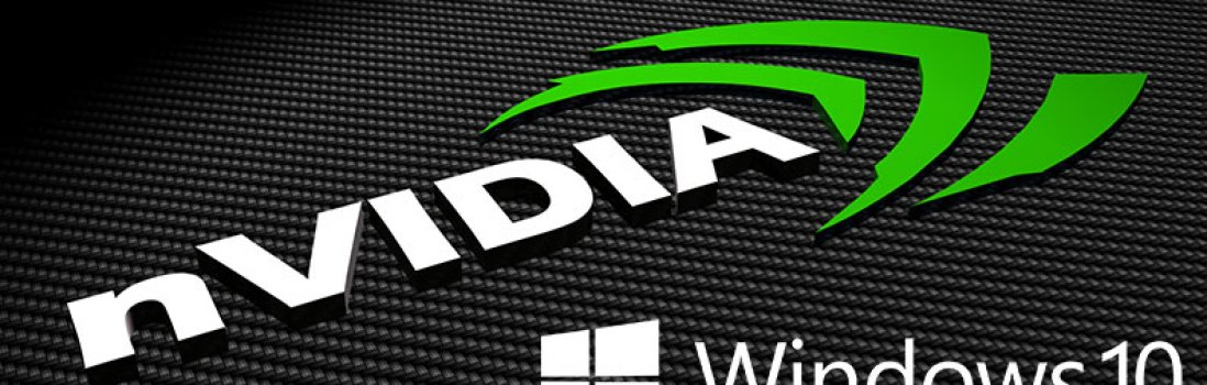 NVIDIA problema de compatibilidad con Windows 10