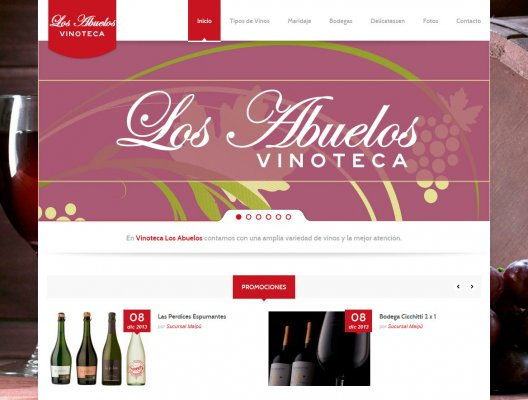 Vinoteca Los Abuelos