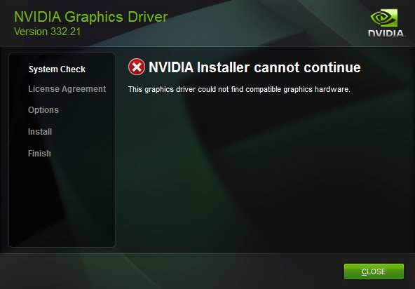 NVIDIA compatibility issue with Windows 10 (Solved) - Ivan