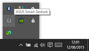 NEW DRIVERS: ASUS X502CA SMART GESTURE