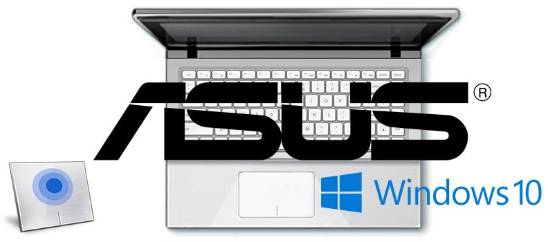 ASUS Smart Gesture and Windows 10