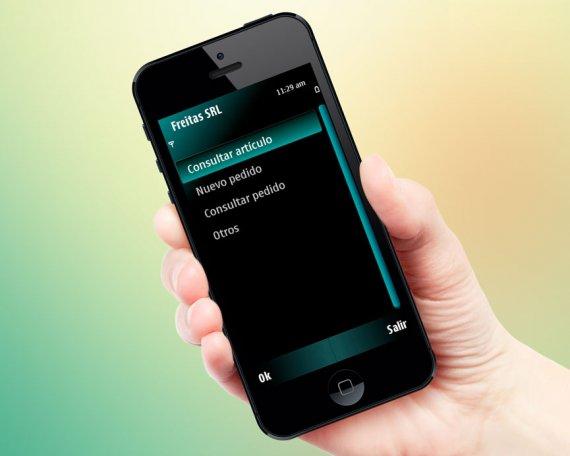 Freitas S.R.L. – Mobile application