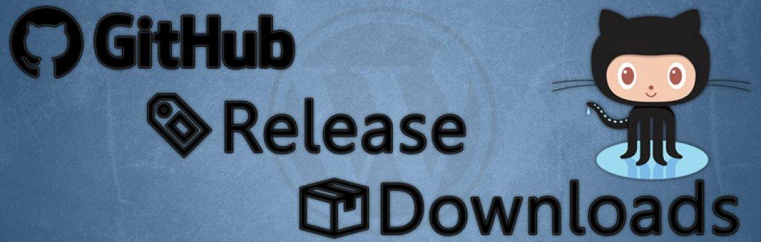 GitHub Release Downloads, un Plugin para WordPress