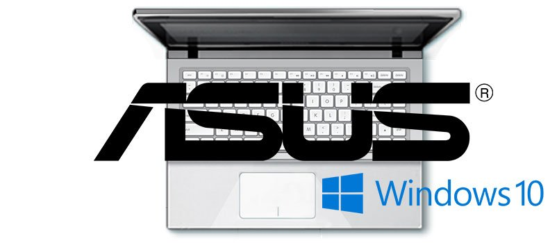 Últimos drivers de ASUS para Windows 10